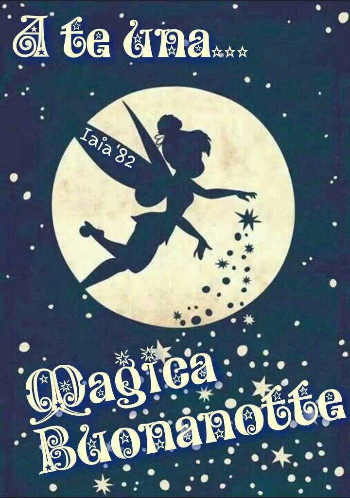 A te una... Magica Buonanotte # Trilly # Disney #