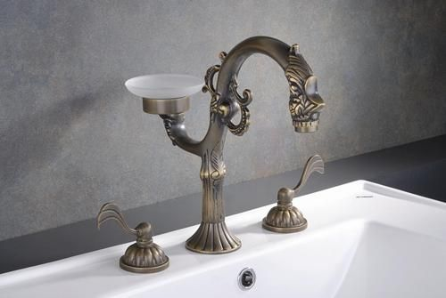 Luxury Artisitic Polished Brass Bathroom Faucet Vessel: 39 Best Images About Faucets On Pinterest