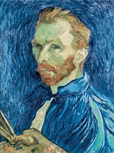 "HowStuffWorks ""Self-Portrait by Vincent van Gogh"""