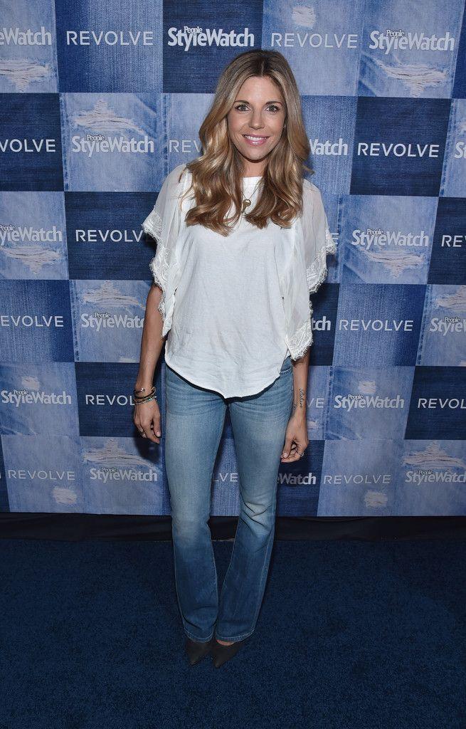 Andrea Bogart - People StyleWatch Denim Event 2014