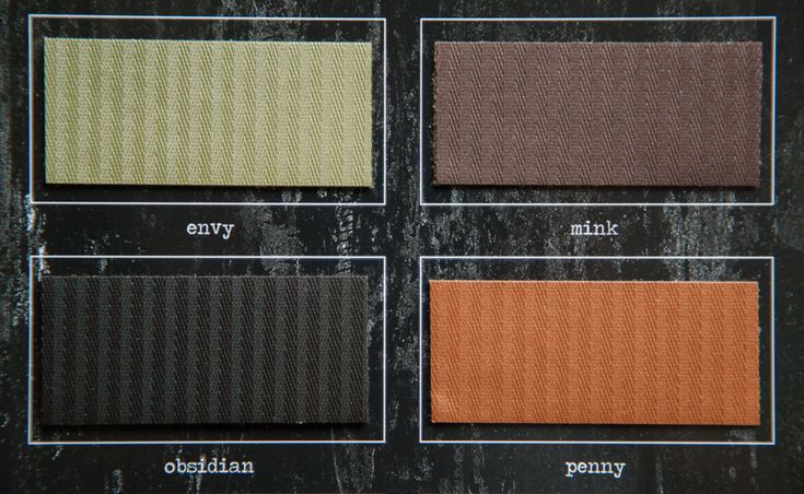 Eco- friendly faux silks. These have some matting and are quite plush.