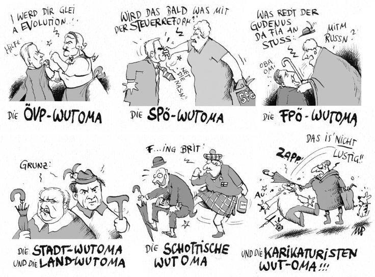Noch mehr Wut-Omas. (17.9.2014)