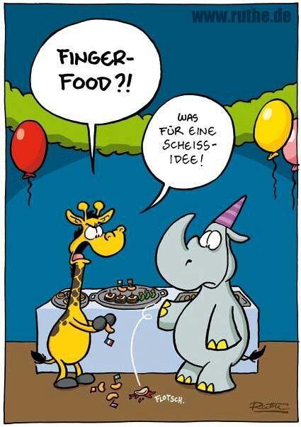 Witziger Cartoon von Ralph Ruthe #funny #cartoon