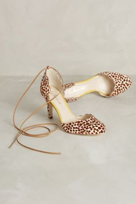 Guilhermina Zuid Spotted Heels #anthrofave