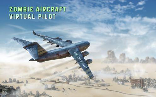 Zombie Aircraft Virtual Pilot - #Flight #Simulator #Game #Androidgames #indiegames #Transylgamia