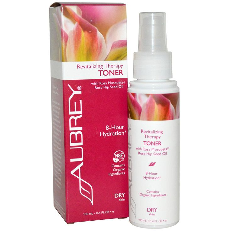 Aubrey Organics, Revitalizing Therapy Toner, Dry Skin, 3.4 fl oz (100 ml)- Save extra with Iherb promo coupon code YUY952 -   Visit iherb specials for latest discounts: http://www.iherb.com/specials?rcode=yuy952 #iherb #coupon #beauty #shopping