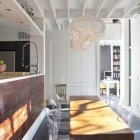 A Victorian Remodel with an Industrial Edge : Remodelista