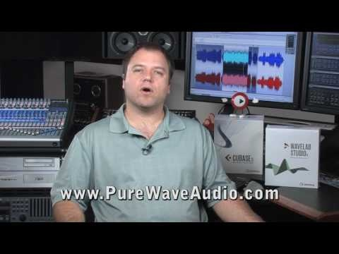 Pure Wave Audio Tech Talk - Digital Audio Workstation Software - Jim Pavett