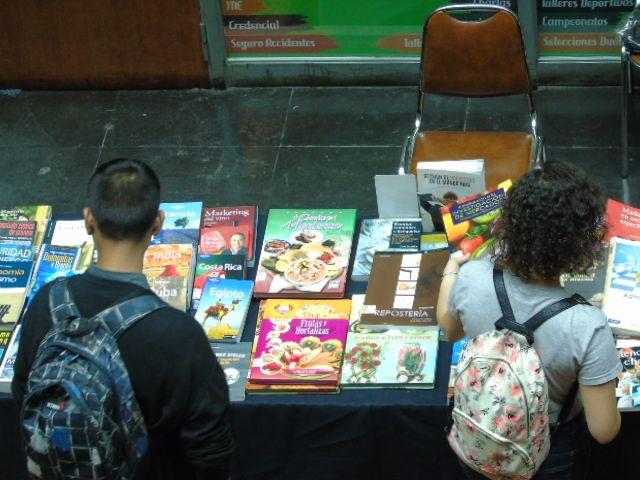 Biblioteca Abierta en sede DuocUC Alonso de Ovalle.