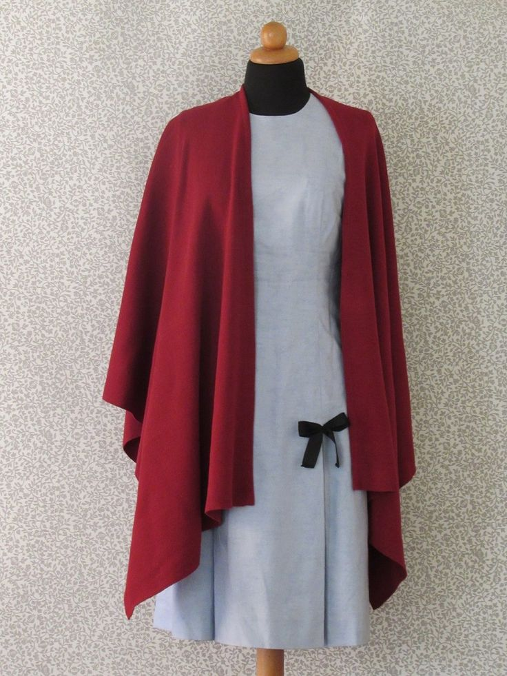 Capes have been around forever and they're pretty timeless. They give a touch of elegance to any outfit you have on.