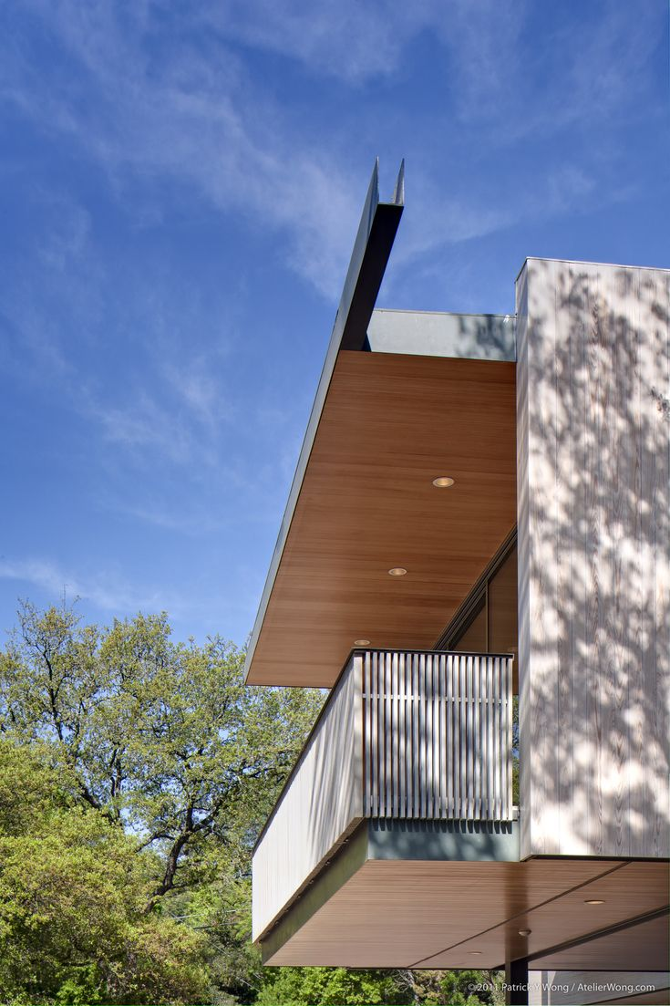 Gallery of Balcones House Pollen Architecture