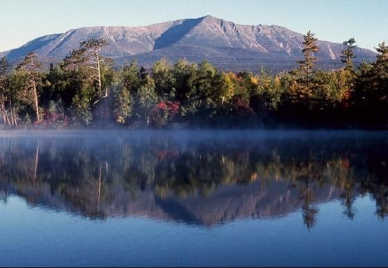 Mt. Katahdin, Baxter State Park, Maine, USA.  <3. We went here for our honeymoon in June 2004.: Maine Iac, Home Maine, Maine Bound, State Parks U S, Maine We, Maine Governor, U.S. States