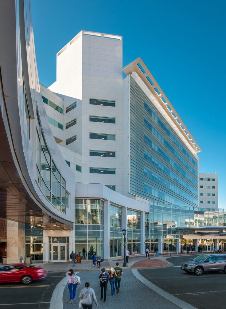 University of Virginia Medical Center, Bed Tower Expansion - Healthcare Snapshots
