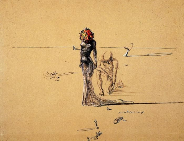 Google Image Result for http://uploads6.wikipaintings.org/images/salvador-dali/woman-with-flower-head.jpg