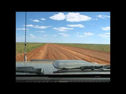 Touring Australia: The Birdsville Track ; A time lapse in CHDK - YouTube