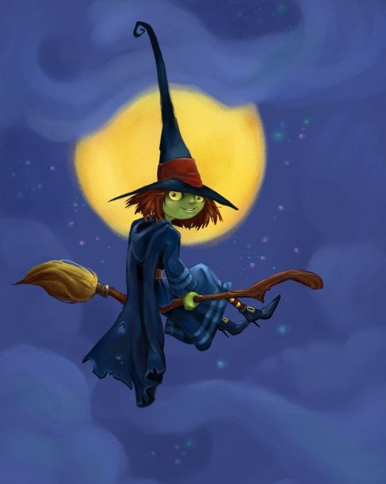 hollie hibbert - Halloween Witchcraft