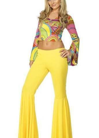 Moda de los años 70 - ModaEllas.com