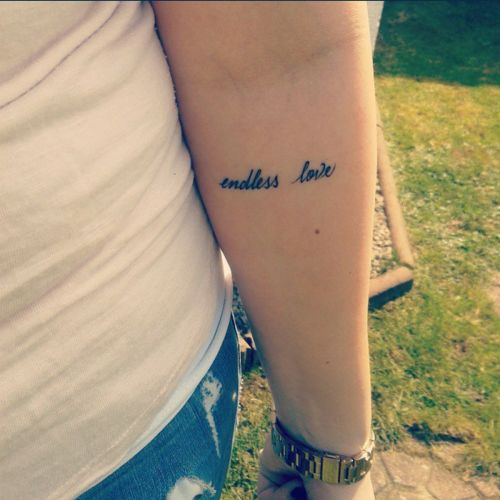 137 Best Images About Quote Tattoos On Pinterest