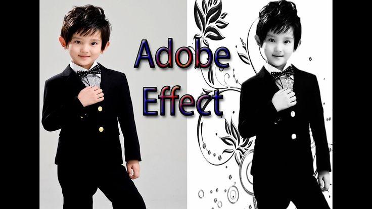 Adobe Photoshop CS6 New Effect Editing