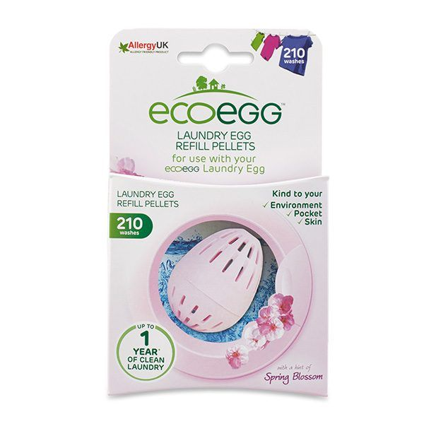 Laundry Egg Refills 210 Washes Ecoegg Laundry Egg Spring Blossom