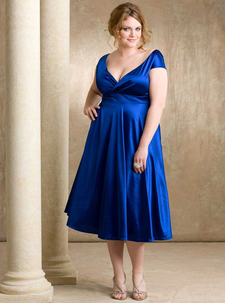 19 best lovely plus size cocktail dresses images on pinterest | a