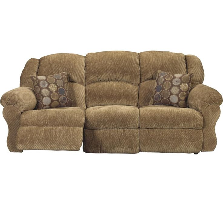 Best Haven Reclining Sofa W 2 Pillows Badcock More Badcock 640 x 480