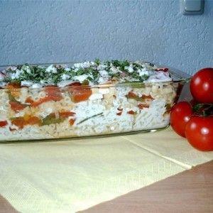 Hallo, das macht Lust auf die nächste Grillparty: Italienischer Schichtsalat 500 g Nudeln (gekocht) 600 g Tomaten 1 P. ital....