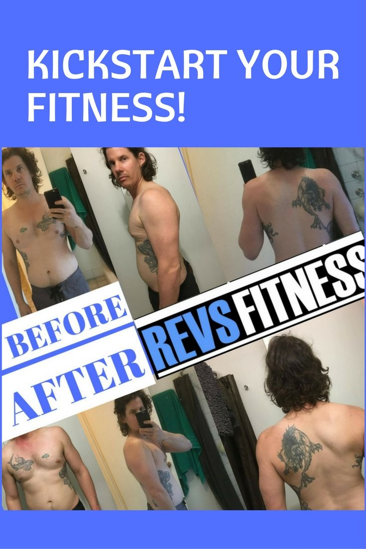 The 30 Day Kickstart Program is for people who haven't exercised in a while and want to build their fitness levels back up. You'll work with me and my FitFam to create some healthy eating habits and sustainable lifestyle changes to create the best version of YOU! Link: https://www.facebook.com/Revsfitness/