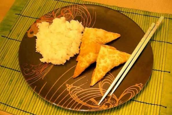 Wonton Wrappers | VegWeb.com, The World's Largest Collection of Vegetarian Recipes