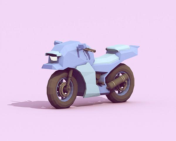 Vehicles on Behance
