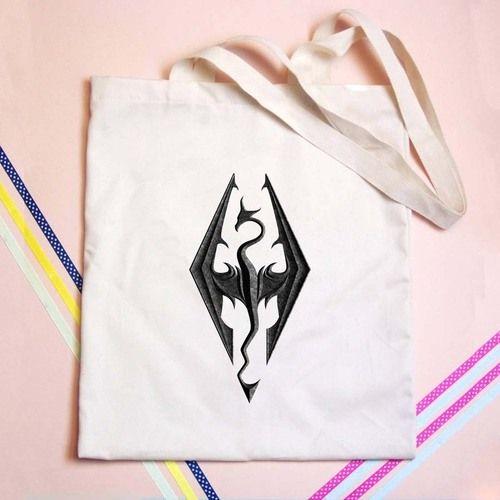 Skyrim Tote bag - GOGOLFNW.COM
