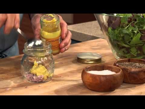 Jacques Pépin Teaches You How to Make Vinaigrette Salad Dressing | Jacques Pepin – Heart and SoulJacques Pepin - Heart and Soul | KQED Food