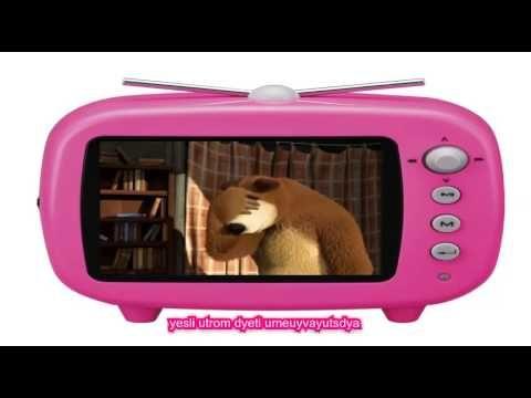 http://mashaandthebearalinakukushkina.blogspot.com Video Masha And The Bear - Alina Kukushkina - Landry Day Song