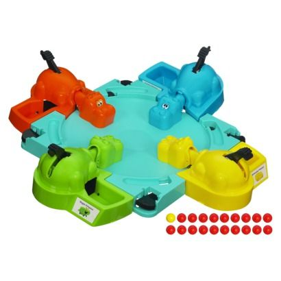 Hungry Hungry Hippos is a childhood classic
