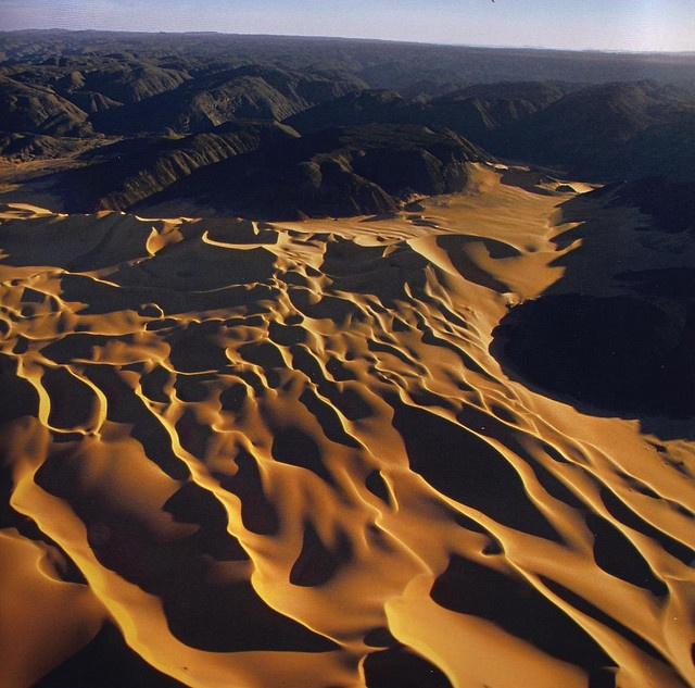 Air and Tenere Natural Reserves, Niger  #World Heritage