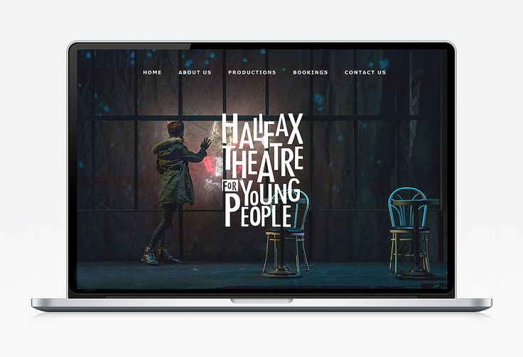 https://flic.kr/p/E4B378 | Halifax Theatre for Young People Website Design Idea