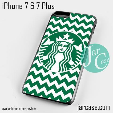 Starbucks Original Chevron Phone case for iPhone 7 and 7 Plus