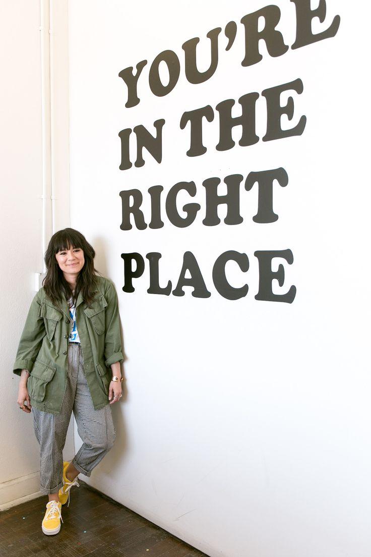 Meet the creative babes of BAN.DO, starting with their kick-ass Design Director, Tiffany Ruiz.