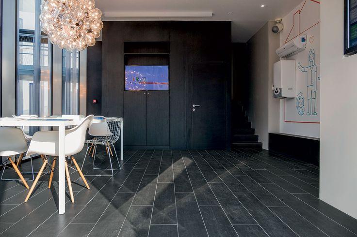 #Marazzi | #Expo2015 | #Enelpavillion | #Treverk | #porcelain | #tiles | #floor