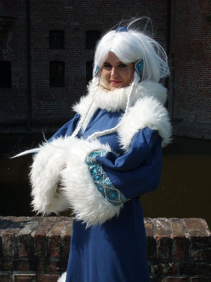 Princess Yue from Avatar the Last Airbender Elf Fantasy Fair 2014 Haarzuilens