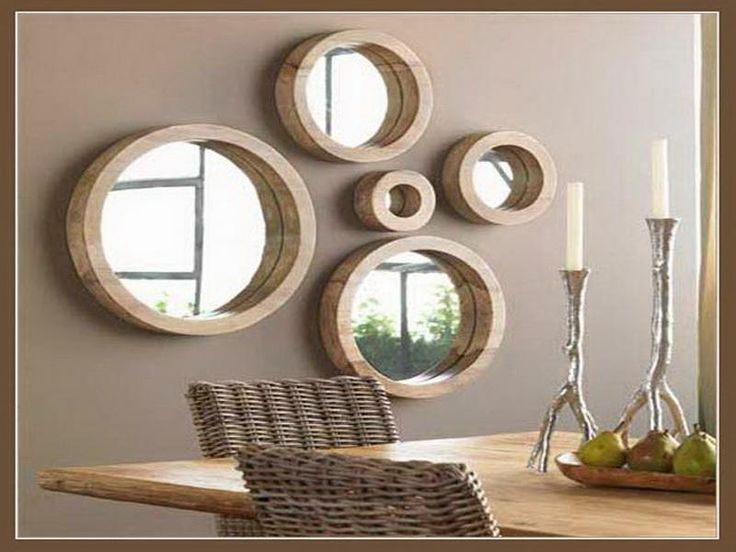 The most popular decorating ideas for large walls wall for Miroirs decoratif