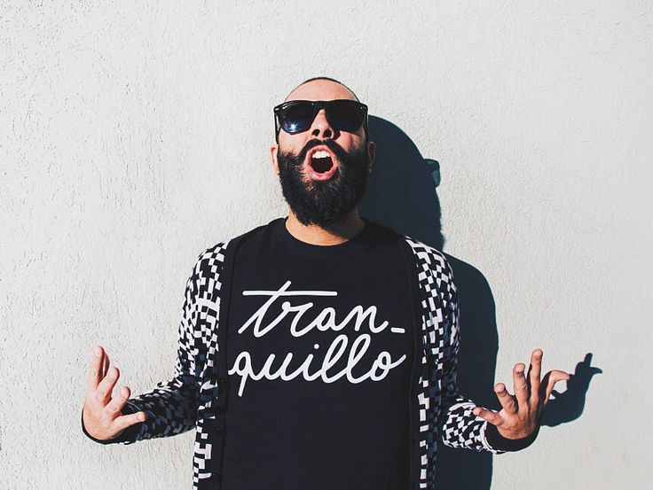 ♂️ New tee #TRANQUILLO available now#tshirt #tee #streetwear #style ♂️