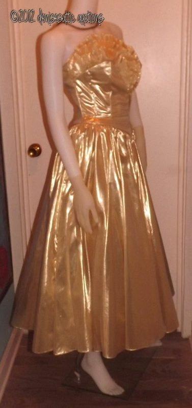 B dazzle prom dresses 80s