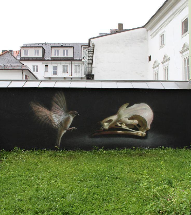 DAVID MONLLOR http://www.widewalls.ch/artist/david-monllor/  #contemporary  #art  #urbanart  #streetart  #graffiti