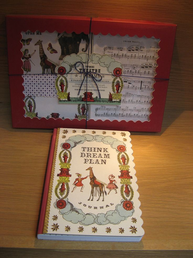Theatre of Dreams - hard cover journal and boxed stationery set.  Totally dreamy!  Available at Best of Friends Gift Shop in the lobby of Winnipeg's Millennium Library. 204-947-0110 info@friendswpl.ca