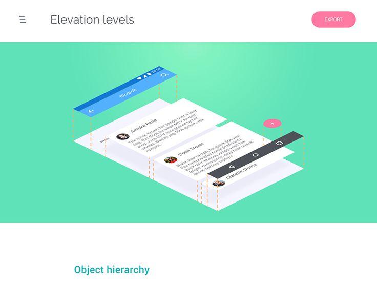 Elevated Elements Webpage