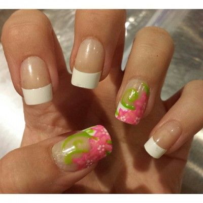 The 25 best images about easter nails on pinterest five nail trends for spring 2014 easter colors cult cosmetics magazin french tip prinsesfo Images