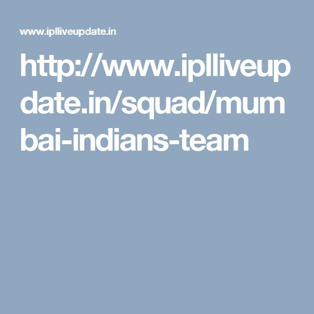 http://www.iplliveupdate.in/squad/mumbai-indians-team