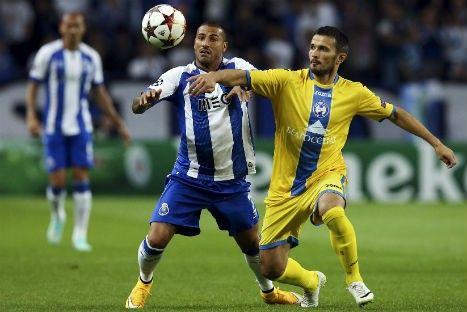 """""""Sei a qualidade que tenho"""" - O Jogo :F. C. Porto goleia BATE Borisov por 6-0"""