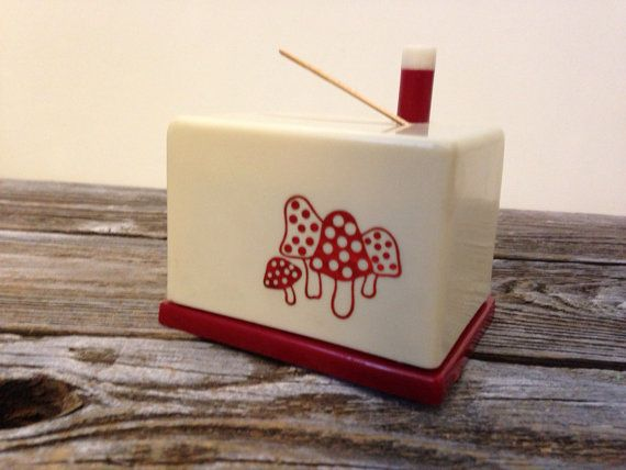 9 best images about toothpick holders on pinterest see more ideas about vintage california - Pop up toothpick dispenser ...